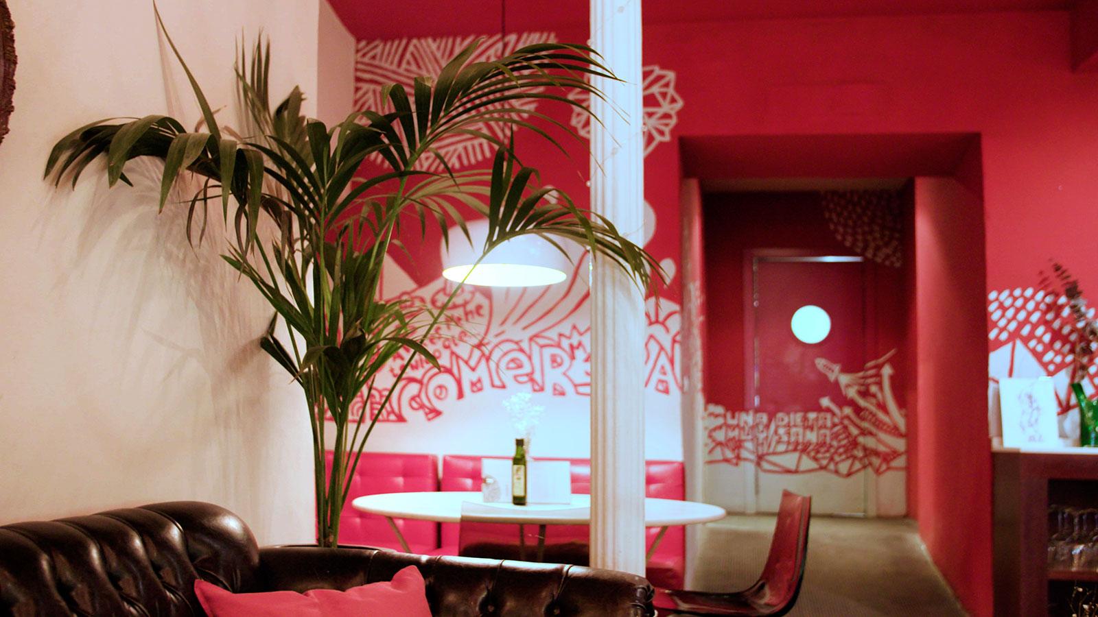 Restaurante El Astronauta / Juan Pablo Lucena